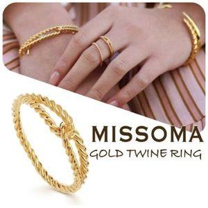 Missoma Twine Ring